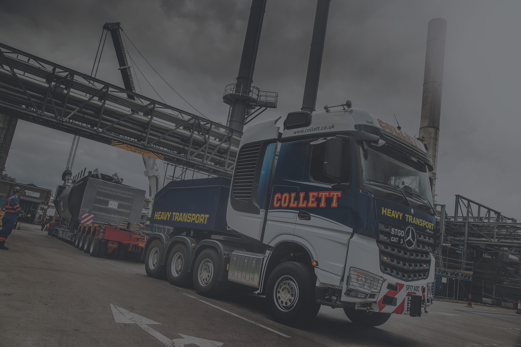 Collett & Sons Heavy Transport