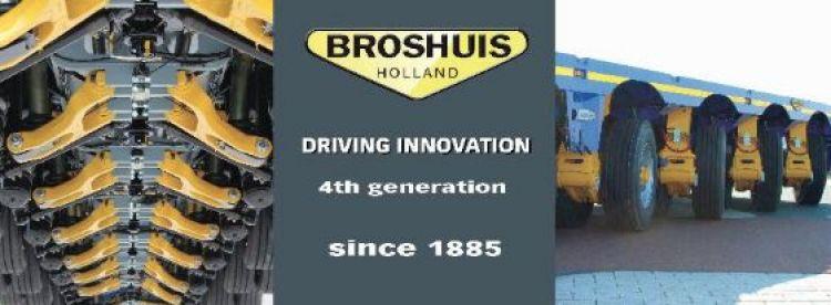 Broshuis Innovation at IAA Hannover