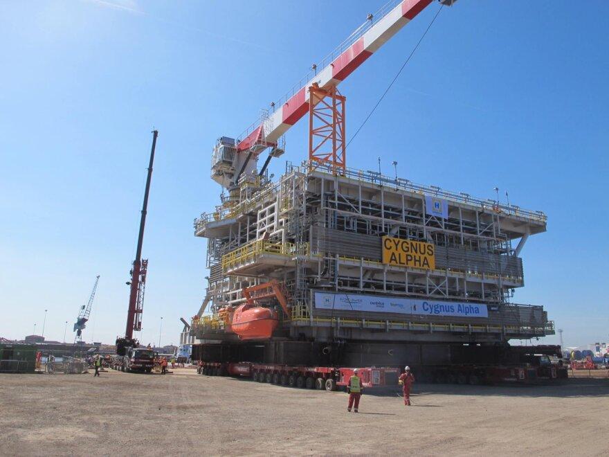 Petrofac, GDF Suez Partnership