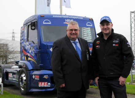 Truck Racing Champ Mat Summerfield