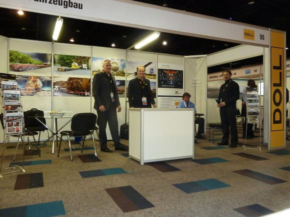 DOLL at Breakbulk Africa