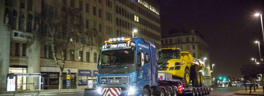 Road Test: Volvo FH16-750 8x4