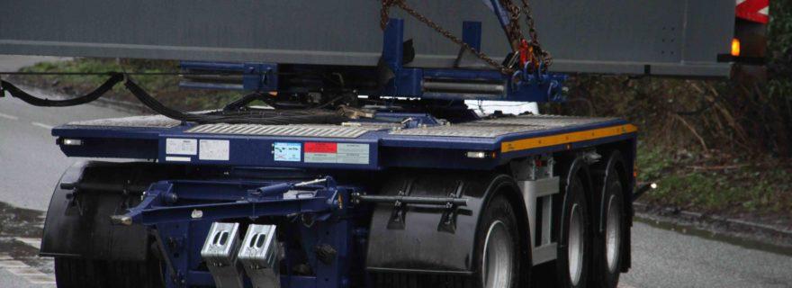 Collett Transport 3 Axle DOLL Bogie
