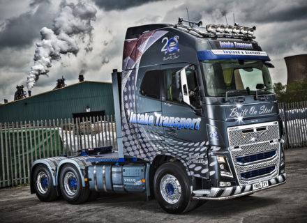 Intake Transport FH16
