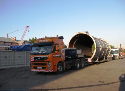 Van der Vlist Russian Transport