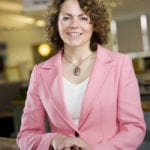 Volvo Group Trucks UK & Ireland Marketing Director, Amanda Hiatt