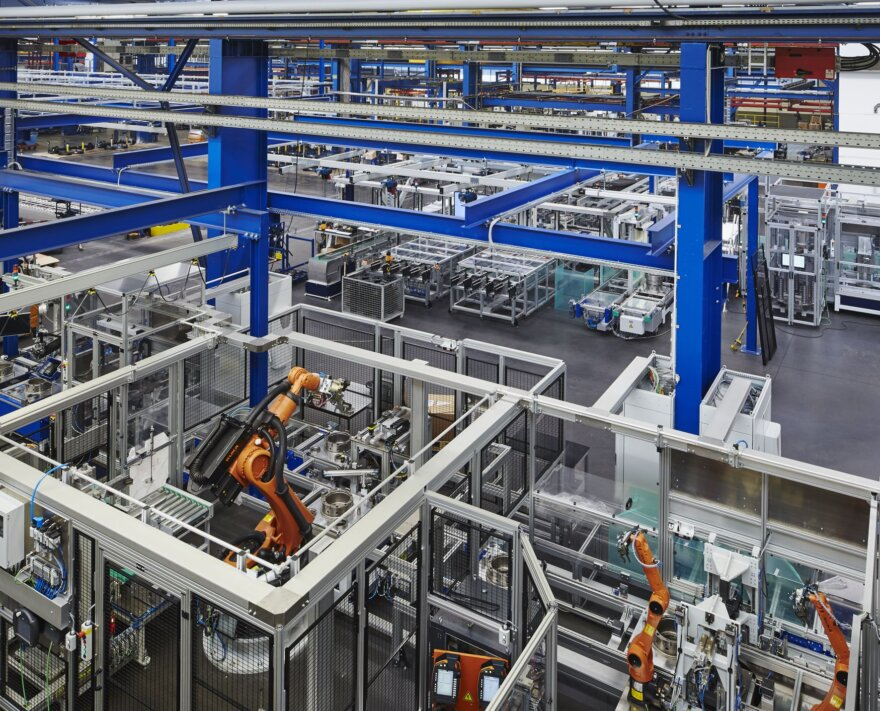 BPW Invests in a New Assembly Line
