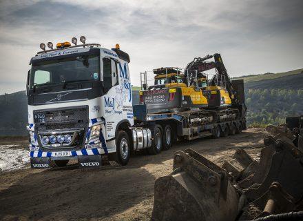 M&J Plant & Transport Choose Volvo FH