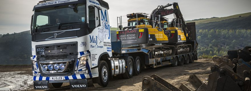 M&J Plant & Transport Choose Volvo FH