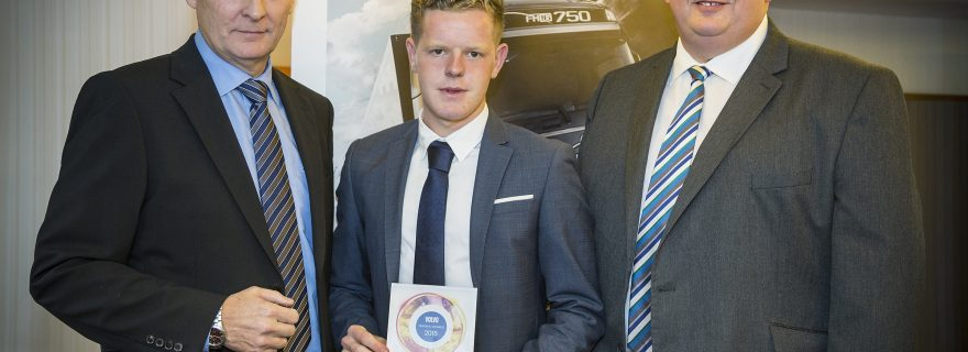 Lewis McKay Apprentice of the Year