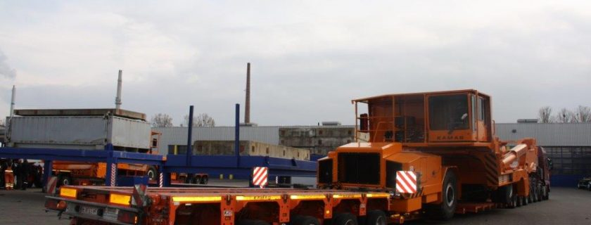 KAMAG Continued Success for the Metallurgical Industry