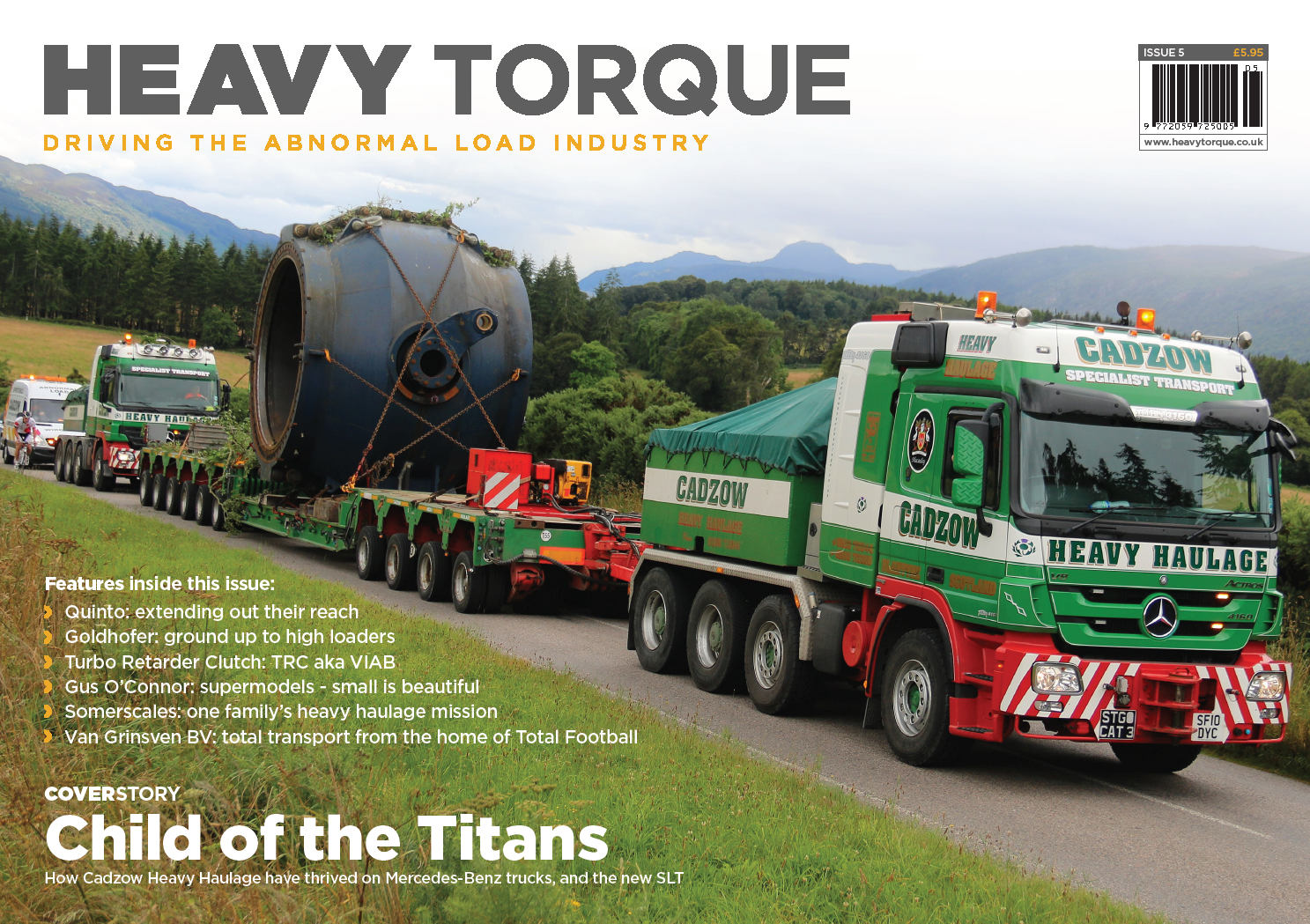 Issue 5 (January 2016)