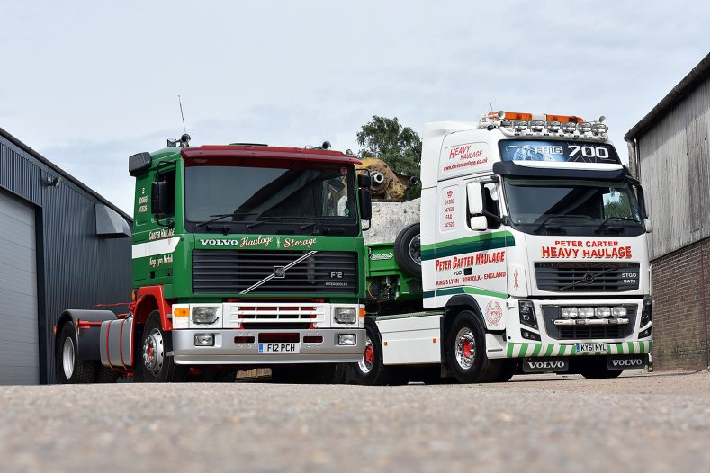 HeavyTorque Issue Four: Carter Haulage & Storage