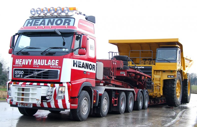 HeavyTorque Issue Two: Operator Spotlight - Heanor Haulage