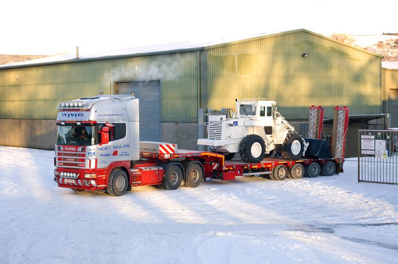 HeavyTorque Issue Five: WMB Heavy Haulage