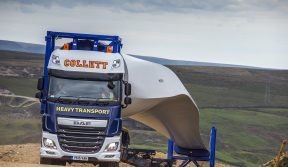 COLLETT: DAF XF-510 FTM 8X4