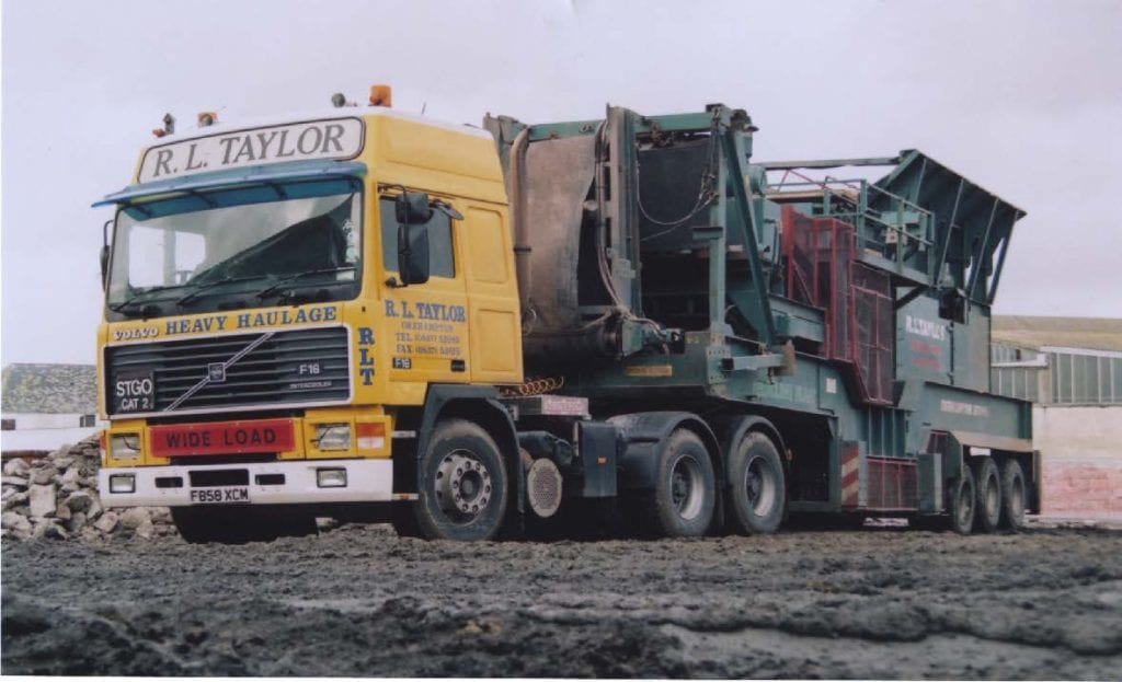 HeavyTorque Issue 1 - Rl Taylor