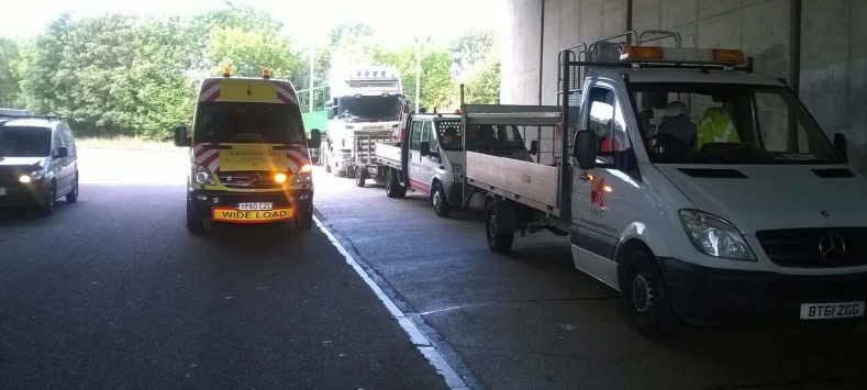 Parking Bay Shortage for Abnormal Loads