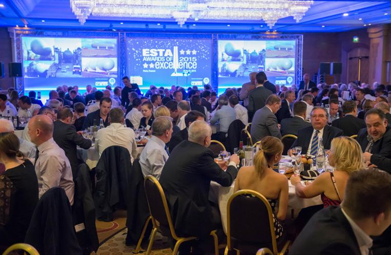 Annual ESTA Awards