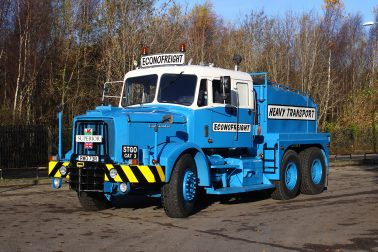 HeavyTorque Issue Two: Scammell Contractor MKII