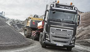 VOLVO TRUCKS UK
