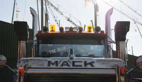 MACK & SPECIAL TRANSPORT DAY