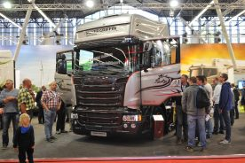 Scania at RAI 2015