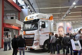 DAF XF at RAI 2015