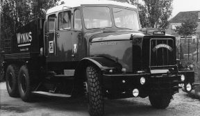 SCAMMELL CONTRACTOR MKII