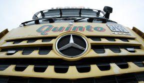 FARMING OUT: QUINTO