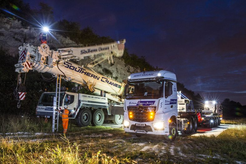 HeavyTorque: Issue Eight - Southern Cranes & Access Ltd