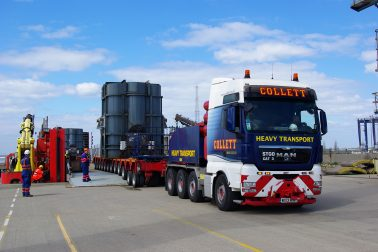 Collett Transport Littlebrook Transformers