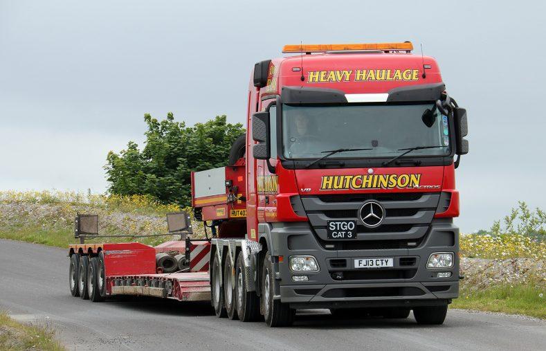 HeavyTorque Issue 8: Hutchinson Engineering Services