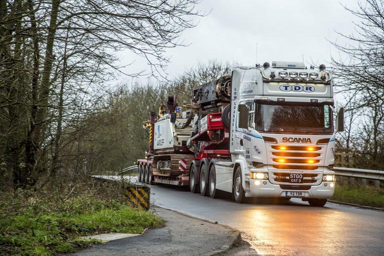 HeavyTorque Issue Six: TDR Transport