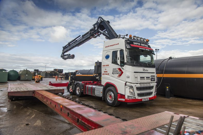HeavyTorque Issue Nine: David Watson Transport