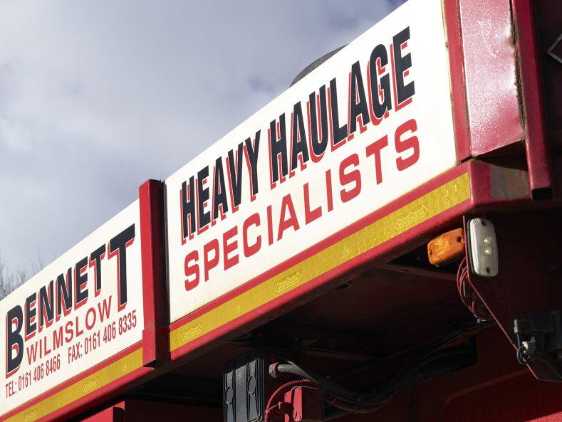 HeavyTorque Issue 6: Chris Bennett Heavy Haulage