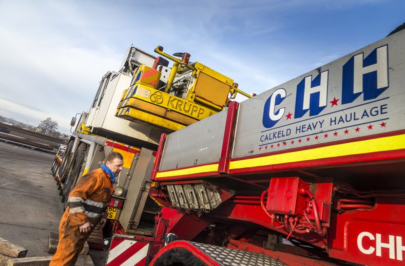 HeavyTorque Issue Six: Calkeld Heavy Haulage