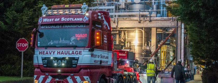 West of Scotland Heavy Haulage