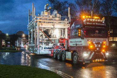 HeavyTorque Issue Six: Project Spotlight - West of Scotland Heavy Haulage