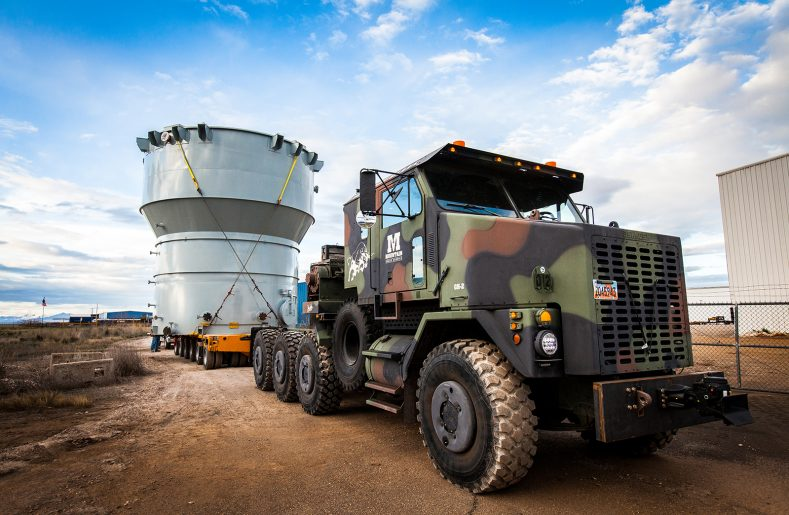 HeavyTorque Issue Nine: Goldhofer & Mountain Heavy Transport
