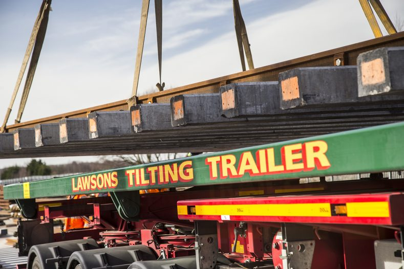HeavyTorque Issue Ten: Lawsons Haulage Ltd