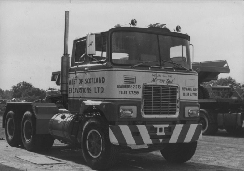 HeavyTorque Issue Ten: West of Scotland HH - Mack Reunion