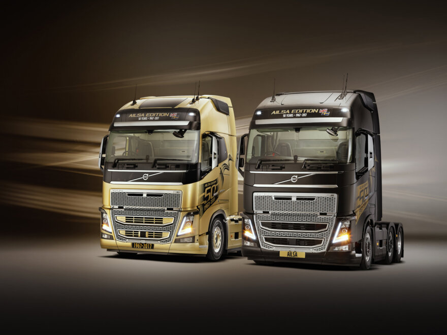 Volvo Announce Limited Edition Ailsa