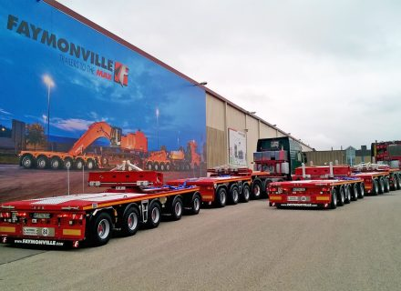 Kahl Adds Two Faymonville FlexMAX Doll Trailers