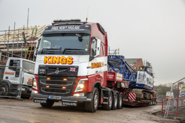 Kings Heavy Haulage Super Truckers