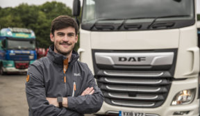 JOSH SPENCER (DAF TRUCKS)
