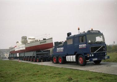 HeavyTorque Issue Seventeen: Pickfords Heavy Haulage - Turbinia