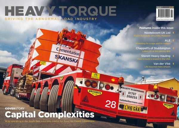 HeavyTorque: Issue Seven