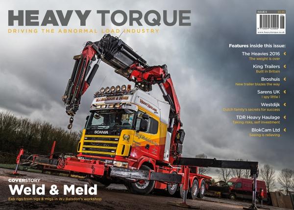 HeavyTorque: Issue Six