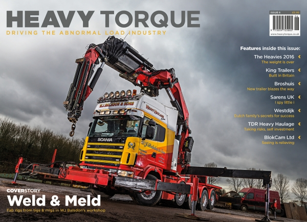 HeavyTorque: Issue Six